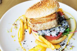 Tuunikala burger